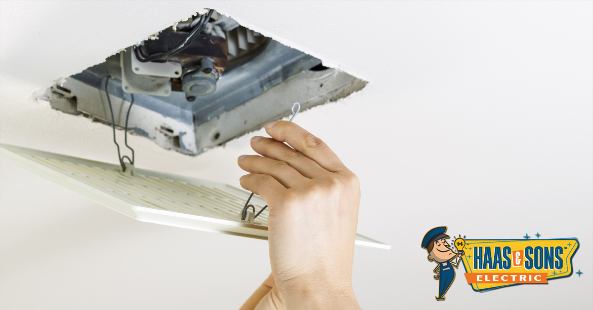 Is Your Bathroom Exhaust Fan Powerful Enough