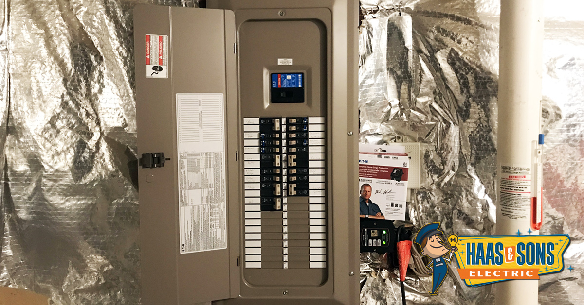 When Should I Replace My Electric Panel Pasadena Maryland