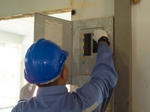 best electician in Columbia md - circuit panel upgrade